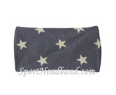 Eco Stars Polyester Wider Headband Head Wrap(1 Piece)