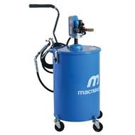 Macnaught p3 3k grease air motor seal kit for Air powered gear motor
