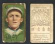 1911 T205 Gold Border Robert Byrne Pittsburgh Pirates Fair 025