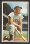 1953 Bowman Color Baseball # 008  Al Rosen Cleveland Indians G