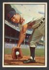 1953 Bowman Color Baseball # 029  Roberto Avila Cleveland Indians VG
