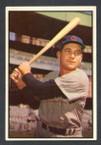 1953 Bowman Color Baseball # 094  Bob Addis Chicago Cubs EX
