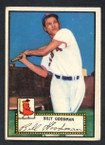 1952 Topps Baseball # 023 Billy Goodman Boston Red Sox VG