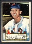 1952 Topps Baseball # 030 Mel Parnell Boston Red Sox VG