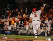 Wilson Ramos Autographed 16 X 20 Photo Washington Nationals