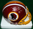 Brandon Banks Autographed Mini Helmet