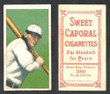 1909 T206     Milan, Clyde   Batting   Washington  VG/EX (oc) 333