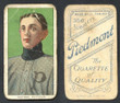 1909 T206     Hoffman, Izzy   Portrait   Providence (ML) Fair 215