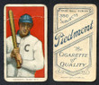1909 T206     Hannifan, Jack   Batting   Jersey City (ML) Good 202