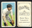 1909 T206     Elberfeld, Kid   Fielding   Washington (Old Mill) Very Good 161