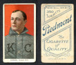 1909 T206     Dorner, Gus   Portrait   Kansas City (ML) Good 140