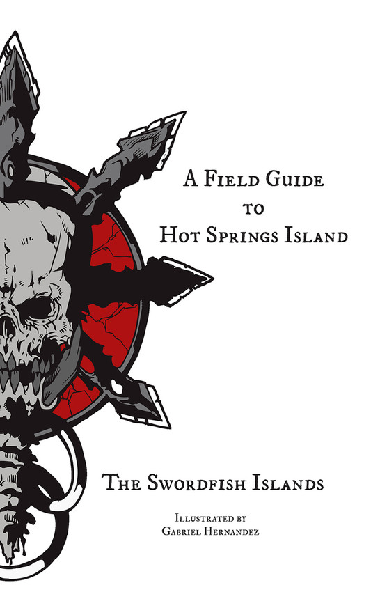 A Field Guide to Hot Springs Island - Digital