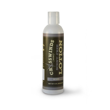 Wind Scent-Free Hunting Lotion (8 oz)