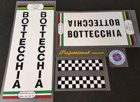 Bottecchia Bicycle Decal Set