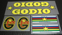 Godio Decal Set (sku 1177)