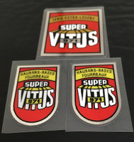 Super Vitus 971 Frame/Fork Decal Set of 3