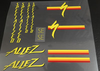 Specialized Allez decal set (1986)