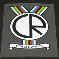 Roberts Head Badge Decal