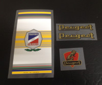 Peugeot Trophee de France Bicycle Decal Set