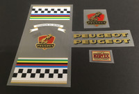 1969 Peugeot PX-10 Decal Set