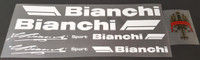 Bianchi Mixte Bicycle Decal Set