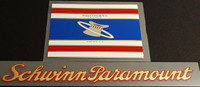 Schwinn Vintage 1938-39 Paramount 2-Piece Decal Set