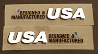 Trek 1990s Stay Decals - 1 Pair - Choice of Colors