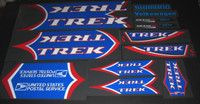 Trek 5200 USPS OCLV 2001 Decal Set