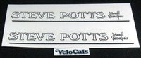 Steve Potts Decal Set of 2 (sku 794)