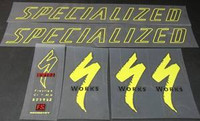 Specialized Decal Set (sku 1018)