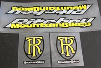 Ritchey Mountain Bikes Decal Set