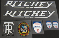 Ritchey Bicycle Decal Set