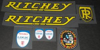 Ritchey Decal Set of 7