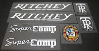 Ritchey Bicycle Decal Set  - Multiple Model Options