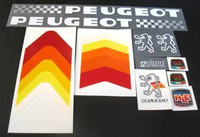 Peugeot PH10LE Decal Set