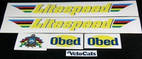 Litespeed Obed Decal Set - Other Models Available (sku 787)