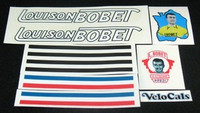 Louison Bobet Decal Set of 10 (sku 792)