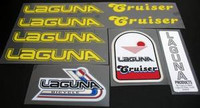 Laguna Cruiser 26 Decal Set of 7 (sku 450)