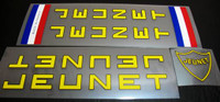 Jeunet Early Decal Set