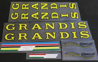 Grandis Decal Set (sku 987)