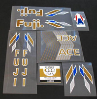 Fuji Ace Decal Set (sku 898)