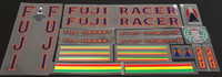 Fuji Newest Racer Decal Set
