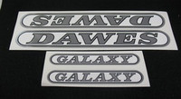 Dawes Galaxy Decal Set (sku 846)
