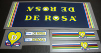 De Rosa Bicycle Decal Set