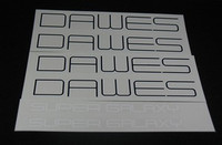 Dawes Super Galaxy Decal Set (sku 847)