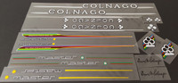 Colnago Master Bicycle Decal Set