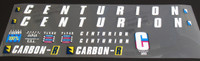Centurion Carbon-R Bicycle Decal Set