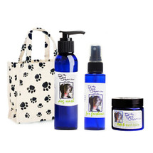 Dirty Dog Organics gift tote