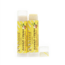 SPF 15 almond cream lip balm