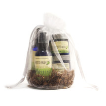 mini mojito man travel gift set